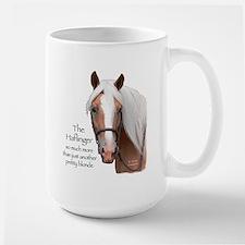 Haflinger More Than Mug