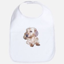 Fawn Wire Haired Bib