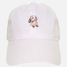 Fawn Wire Haired Baseball Baseball Cap