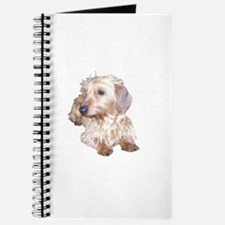 Fawn Wire Haired Journal