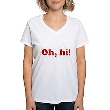 Oh, hi! Shirt