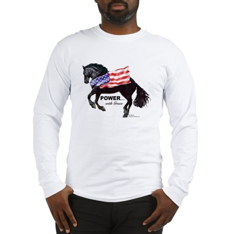 Friesian Flag Long Sleeve T-Shirt