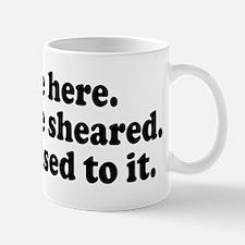 Here & Sheared Mug