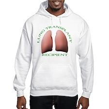 Lung Transplant Hoodie
