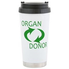 Organ Donor Travel Mug