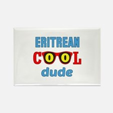 Eritean Cool Dude Rectangle Magnet