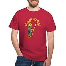 Fogarty Celtic Warrior Design #2 T-Shirt