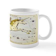 Vintage Unicorn Constellation Mug