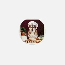 Healthy Dog Mini Button