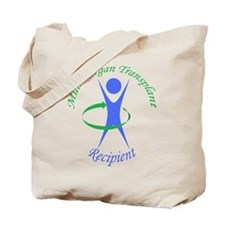 Multi-Organ Transplant Recipi Tote Bag