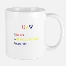 Cool Outsourced jobs Mug