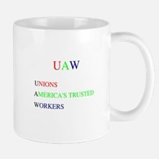 Outsourced jobs Mug
