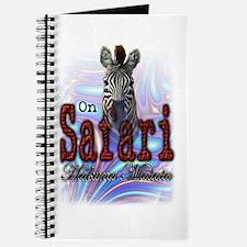 On Safari - Journal