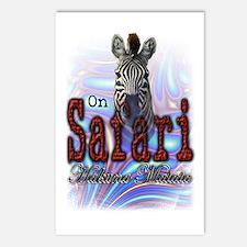 On Safari - Postcards (Package of 8)