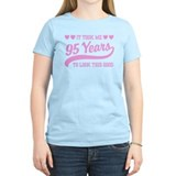 95 years Women's Light T-Shirt