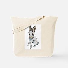Blue Rhinelander Tote Bag