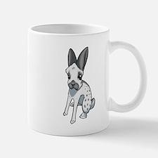Blue English Spot Mug