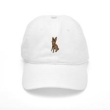 Red Belgian Hare Baseball Cap