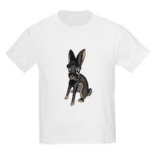 Black and Tan Belgian Hare T-Shirt