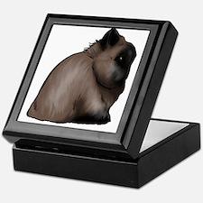 Sable Netherland Dwarf Keepsake Box
