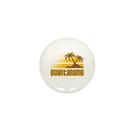 Guantanamo Mini Button (10 pack)