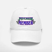 Pit Crew Member Baseball Baseball Cap