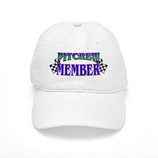 Pit Crew Member Baseball Cap