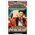 35x23 Snake Oil Poster
