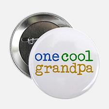 one cool grandpa Button