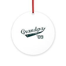 grandpa t-shirts 09 Ornament (Round)