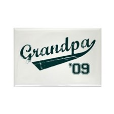 grandpa t-shirts 09 Rectangle Magnet