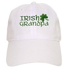 irish grandpa Baseball Cap