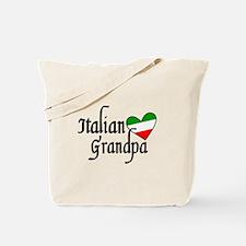 italian grandpa t-shirts Tote Bag