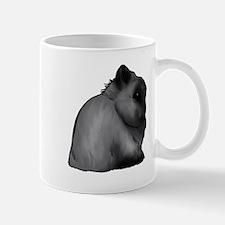 Smoke Pearl Netherland Dwarf Mug