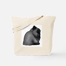 Smoke Pearl Netherland Dwarf Tote Bag