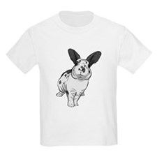 Broken Blue Mini Rex T-Shirt
