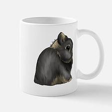 Black Otter Netherland Dwarf Mug