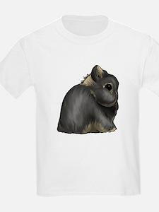 Black Otter Netherland Dwarf T-Shirt