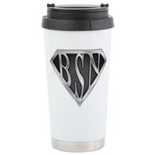 SuperBSN(metal) Travel Mug