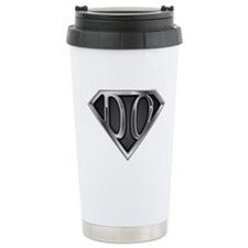 SuperDO(metal) Travel Coffee Mug