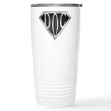 SuperDoc(metal) Thermos Mug