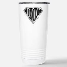 SuperDoc(metal) Travel Mug