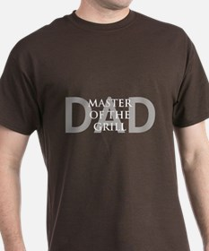 Dad Master of the Grill T-Shirt