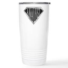 SuperAnalyst(metal) Travel Mug