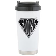 SuperBoss(metal) Thermos Mug