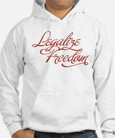 Legalize Freedom Jumper Hoody