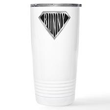 SuperBunny(metal) Travel Mug