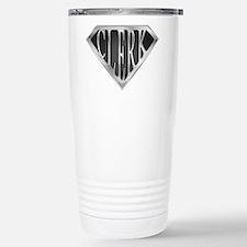 SuperClerk(METAL) Stainless Steel Travel Mug