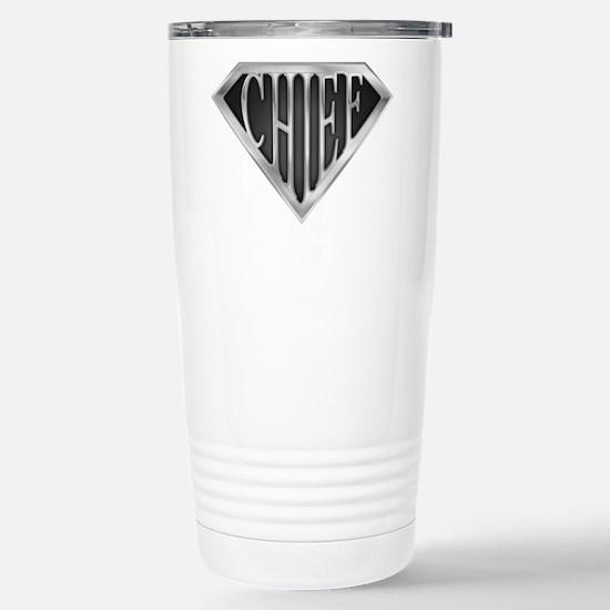 SuperChief(metal) Stainless Steel Travel Mug