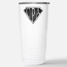 Super CPA - Metal Thermos Mug